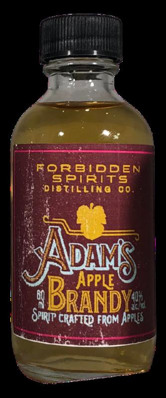 Adam's Apples Brandy (60ml)