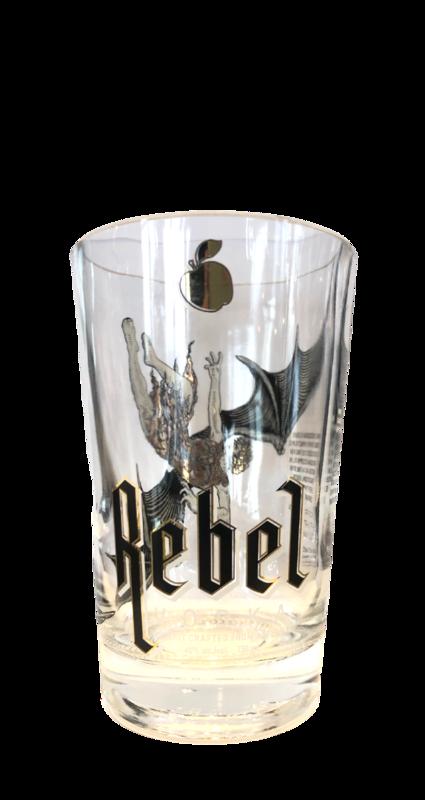 Rebel Vase/Pint Glass