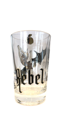 Rebel Vase/Pint Glass