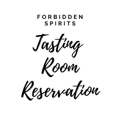 Tasting Room Reservation