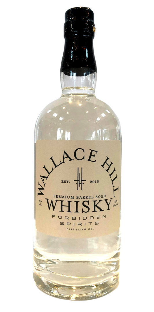 Wallace Hill Whisky (750ml)