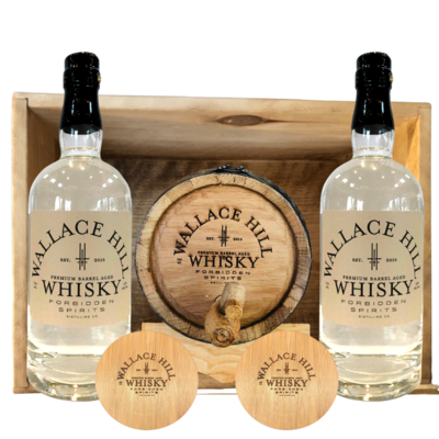 Wallace Hill Whisky - Gift Set