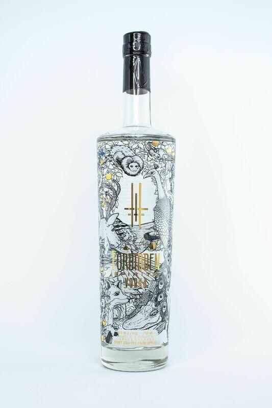 Forbidden Vodka (750ml)