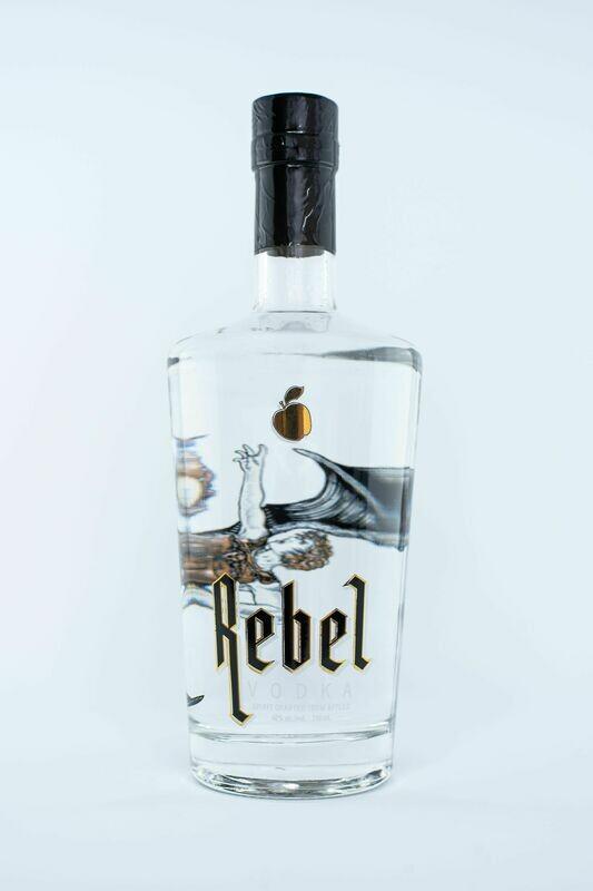 Rebel Vodka (W) (750ml)