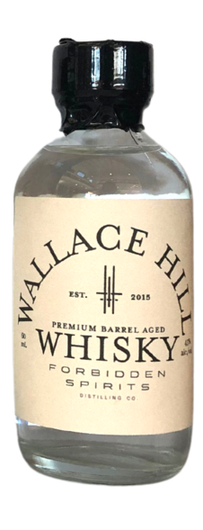 Wallace Hill Whisky (60ml)