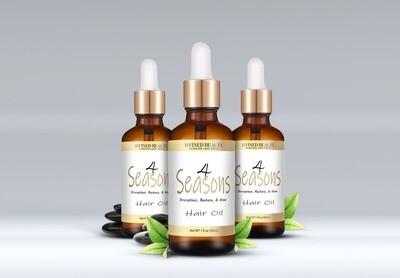 D'fined Beauty 4 Seasons Hair Oil