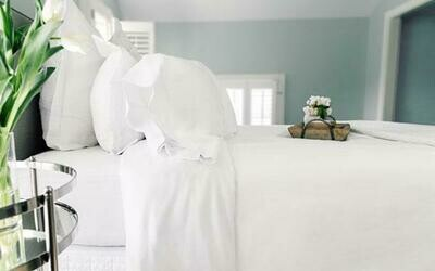 King Set of Private Comphy Branded Sheets