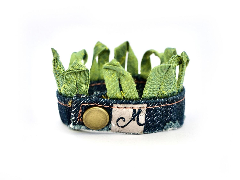 Bracelet Wrist vert