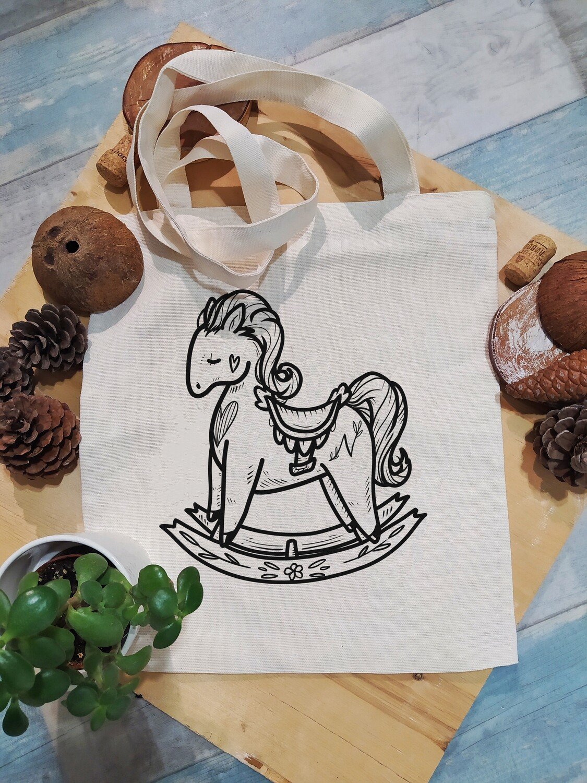 Шоппер «Конь»