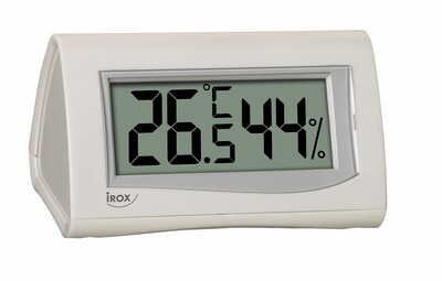 Echtes Solar Thermo/Hygrometer