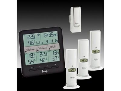Thermo/Hygro Set mit Internet Anbindung und APP