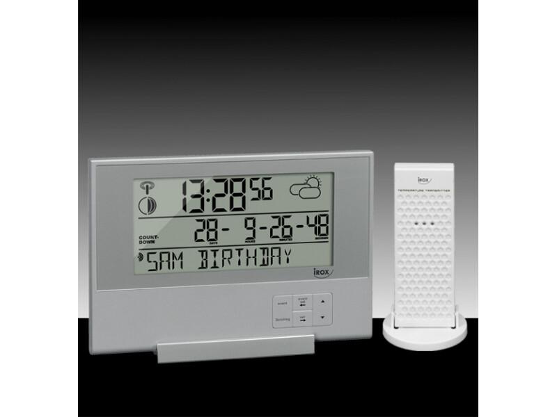 Tischstation mit Countdown Funktion