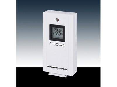 YTORA Funksensor Thermo/Hygro
