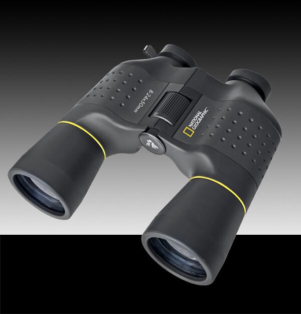 Zoom Fernglas 8-24x50