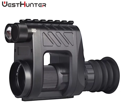 WESTHUNTER NVE20 Infrared Digital Night Vision Ad-On & Stand Alone Digital Scope - HD1080P Wifi Connectability