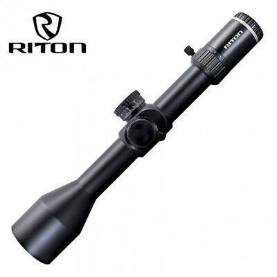 Riton X7 Conquer 4-32x56 ED FFP Zero Stop Rifle Scope (SPECIAL EDITION. MADE IN JAPAN)