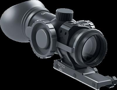Immersive Optics 10x40 MD-M Mildot with MOA Adjustable Mounts