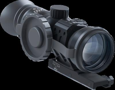 Immersive Optics 14x50 MD-M Mildot with MOA Adjustable Mounts