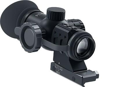Immersive Optics 10x24 MD-M Mildot with MOA Adjustable Mounts
