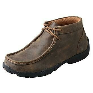 YDM0001 YTH Twisted X Shoes