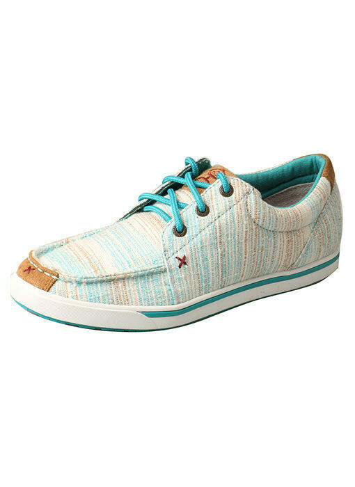 WHYC004 Women's Hooey Loper Blue/Multi