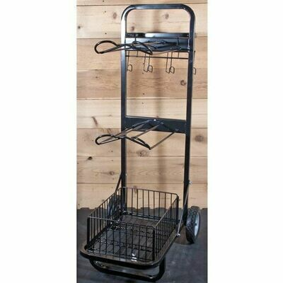 08174 Easy Up Saddle and Tack Cart