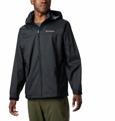 1442361012 Glennaker Lake  Rain Jacket