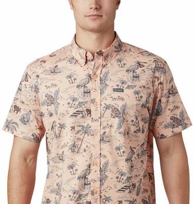 1768931848 Rapid Rivers  Printed Short Sleeve Shirt