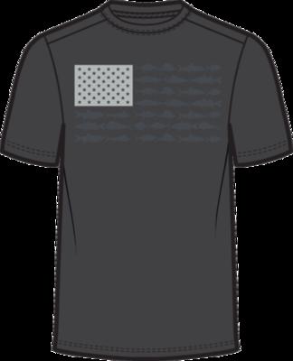1837201011 PFG  Finatic Short Sleeve Shirt
