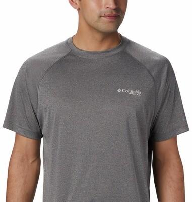1847221030 Terminal Tackle  Heather SS Shirt