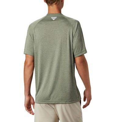 1847221316 Terminal Tackle  Heather SS Shirt