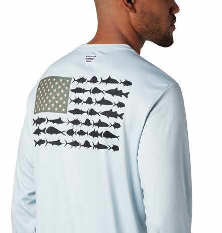 1872661021 Terminal Tackle PFG Fish Flag  LS