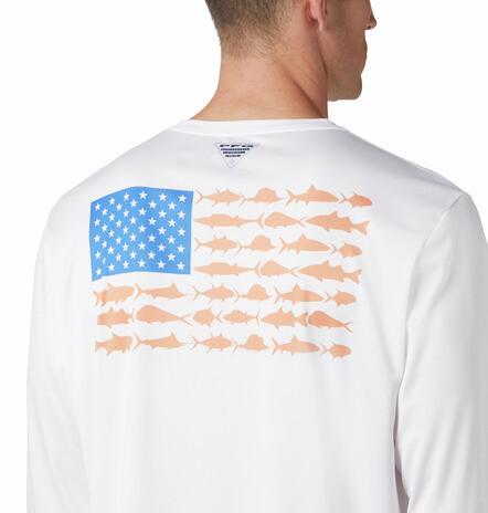 1872661101 Terminal Tackle PFG Fish Flag  LS