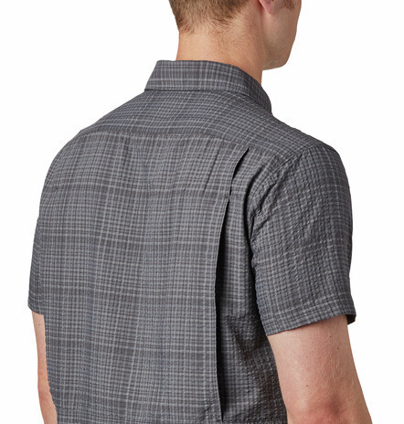 1884871011 Silver Ridge  SS Seersucker Shirt