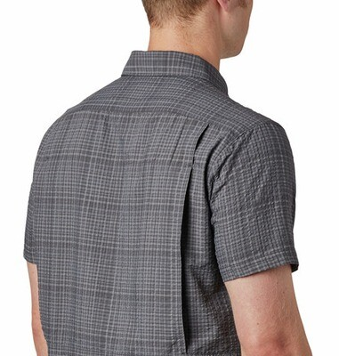 1884871011 Silver Ridge  SS Seersucker Shirt