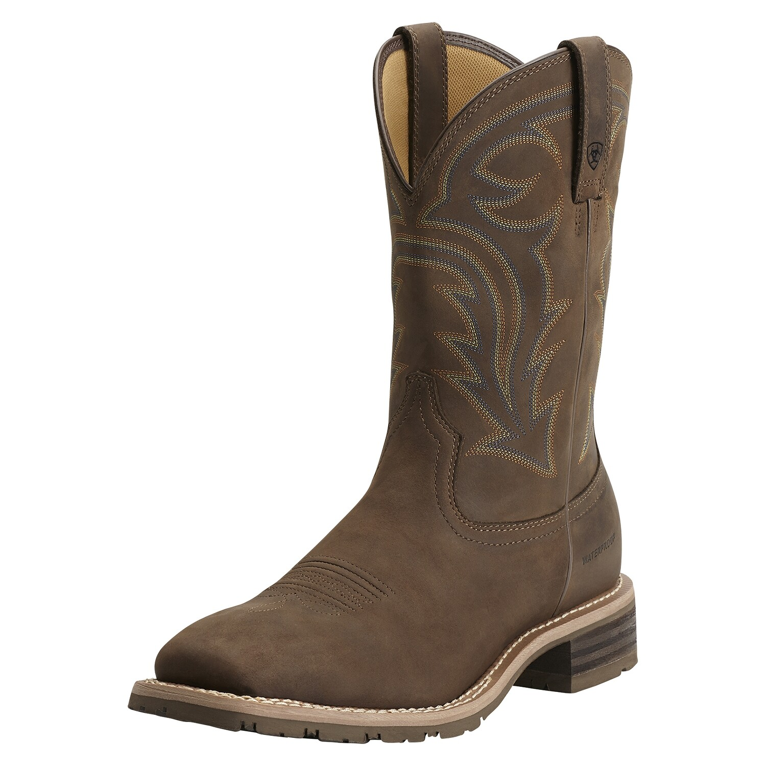 10014067 MNS HYBRID RANCHER H2O OILY DIST BROWN