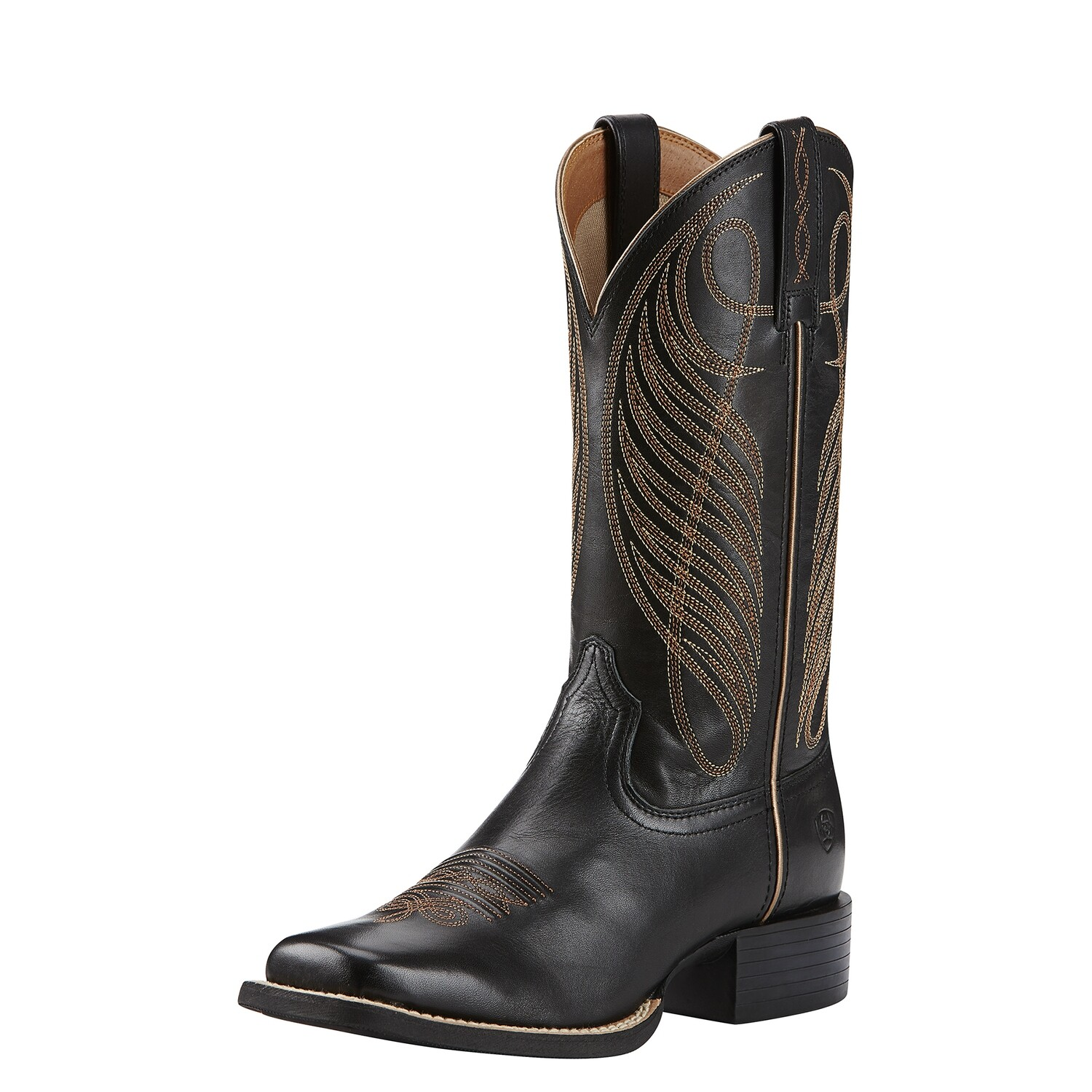 10018529 WMS ROUND UP WST LIMOUSIN BLACK