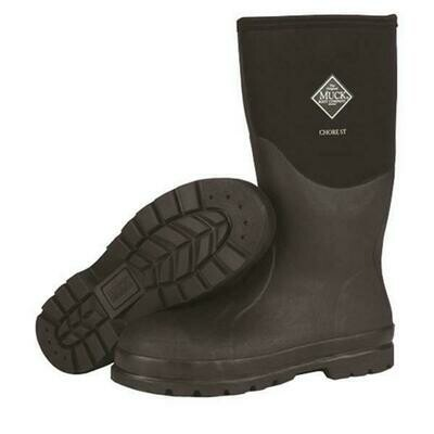CHS 000A Muck  CHORE STEEL TOE Mens/Women