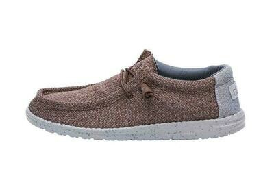 110351522  WALLY SOX BROWN GREY