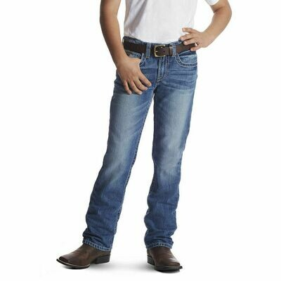 10018347 BOYS B5 CHARGER STRAIGHT JEAN DAKOTA