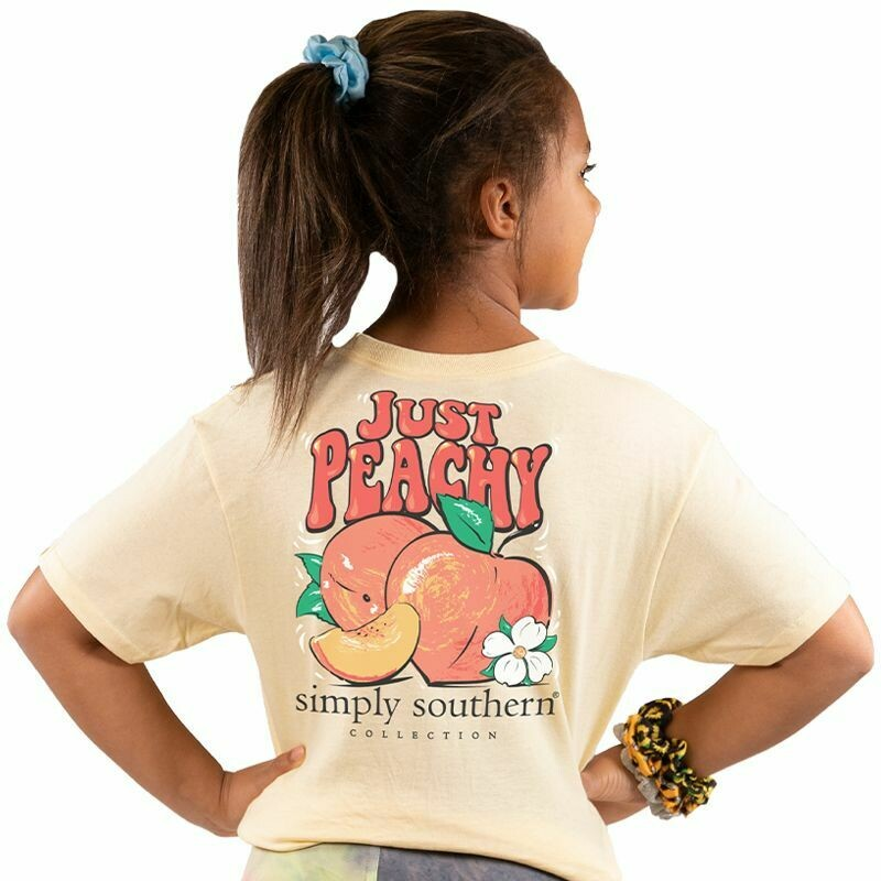 YTH PEACHY BUTTER SIMPLY SOUTHERN