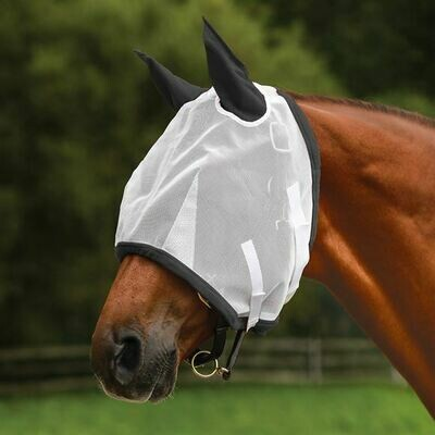 40568 Dura Tech Mesh Fly Mask with Ear