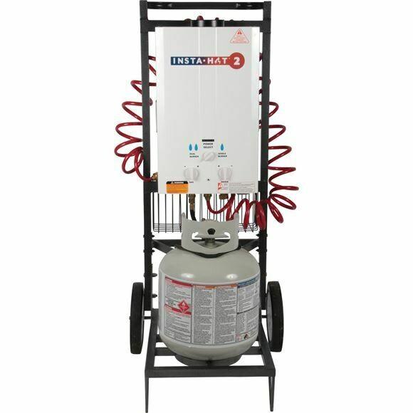 25595 Insta Hot 2 Portable Horse Washing System