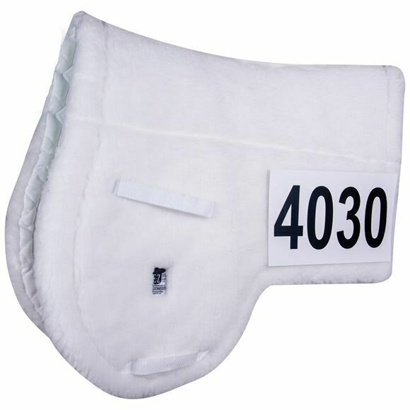 25646 Dura Tech EZ View Relief Pin On English Saddle Pad