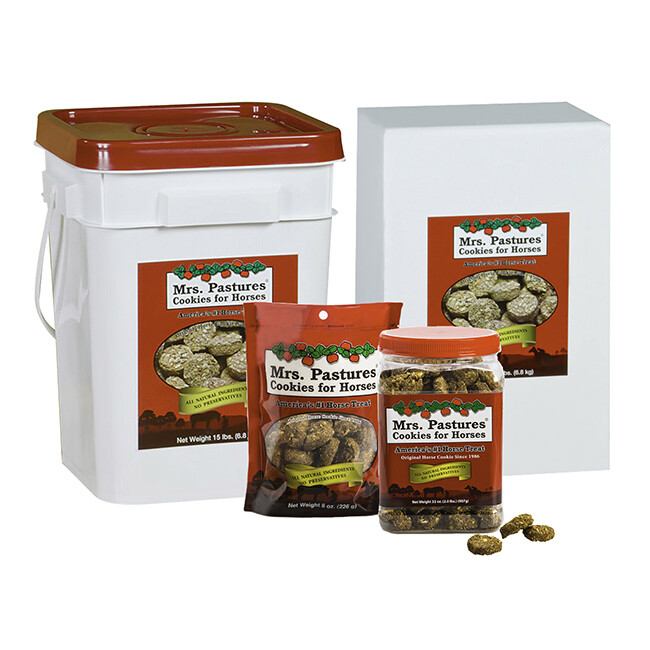 12388  Mrs Pastures Cookies Natural Horse Treats