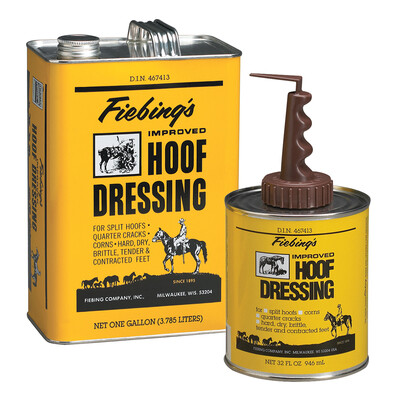 11017-1 HOOF DRESSING 32 FL OZ W/APPL