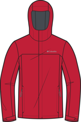 1533891613 Watertight  II Jacket