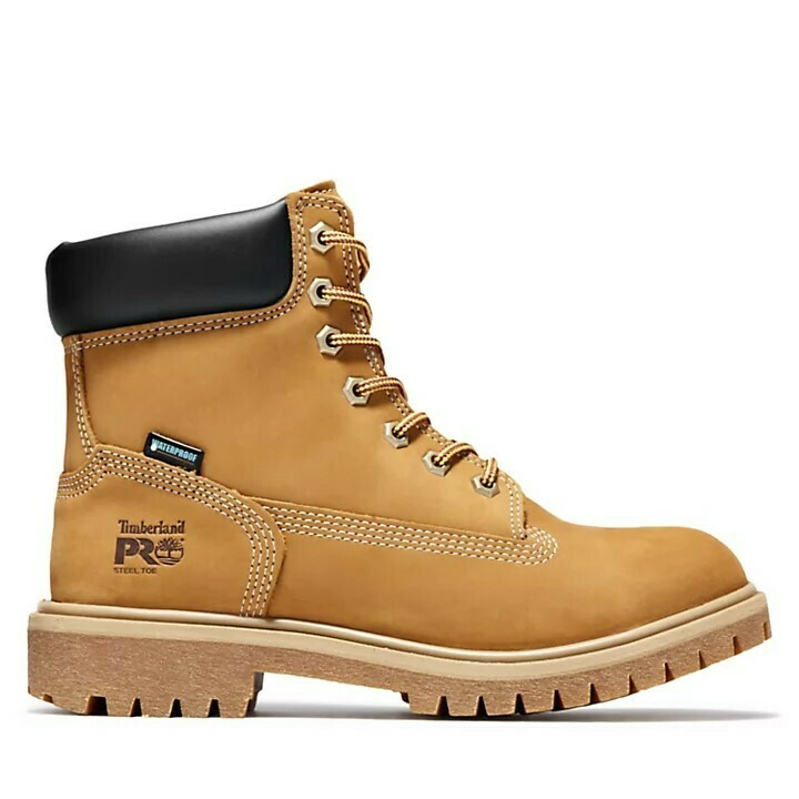 A1KJ8 WOMENS TIMBERLAND PRO DIRECT ATTACH 6in STE