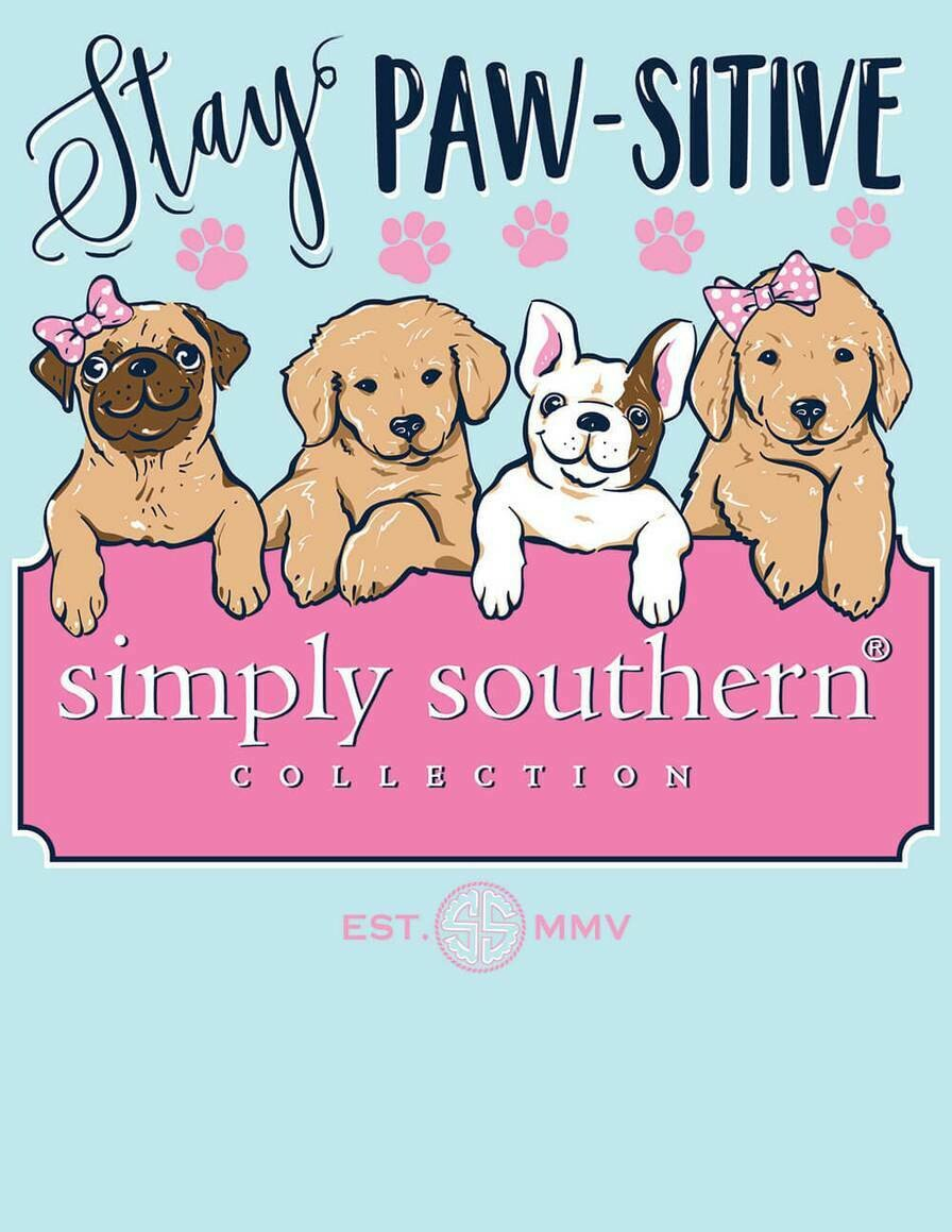 LS PAWSITIVE MARINE SIMPLY SOUTHERN