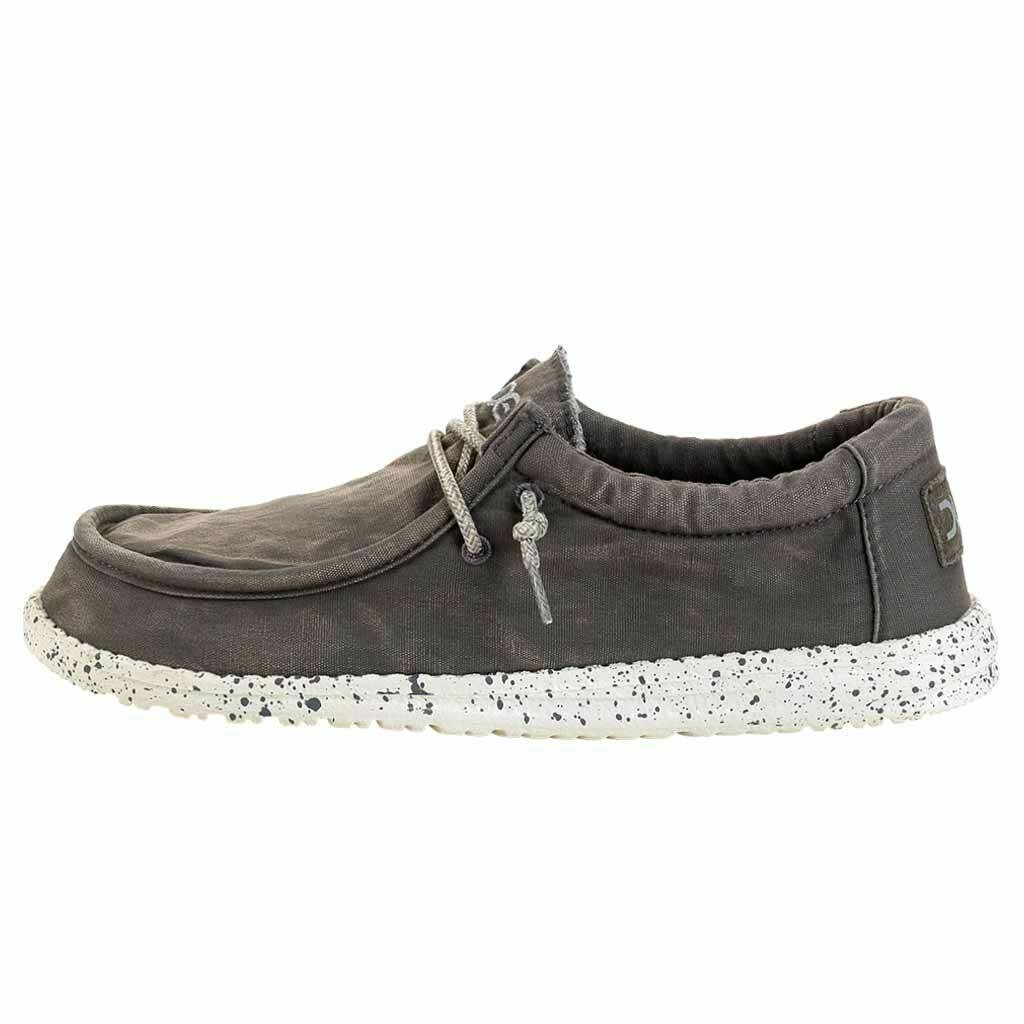 111523008 Wally L Washed  Dark Grey